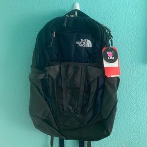 The North Face Navy Recon Backpack